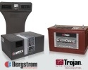 Trojan Battery and Bergstrom Partner to Provide AGM Battery Solution in NITE No-Idle System