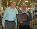 Bergstrom's Rockford facility receives bronze level Caterpillar Supplier Quality Excellence Process recertification