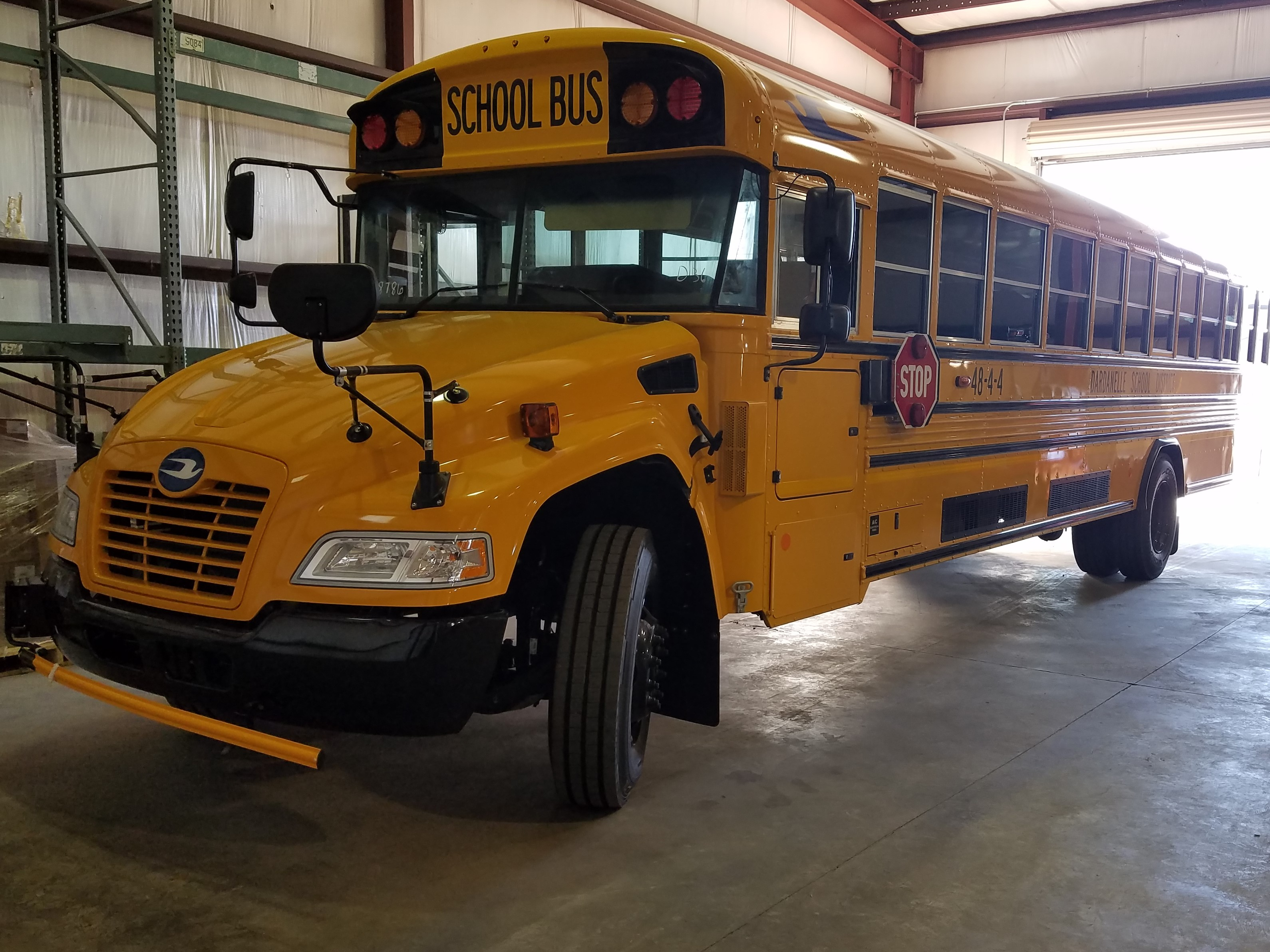 Bergstrom Inc. continues big growth in school bus business with opening of two new installation centers