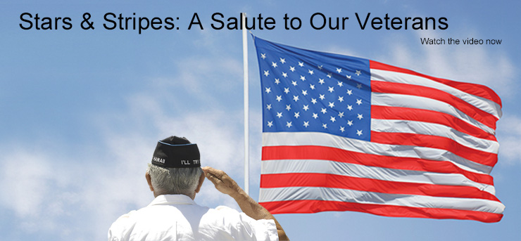 Stars & Stripes: A Salute to Our Veterans
