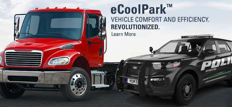 eCoolPark - Vehicle comfort and efficiency. Revolutionized.