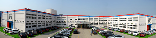 Bergstrom China - HVAC Components Building